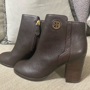 Tort Burch Booties
